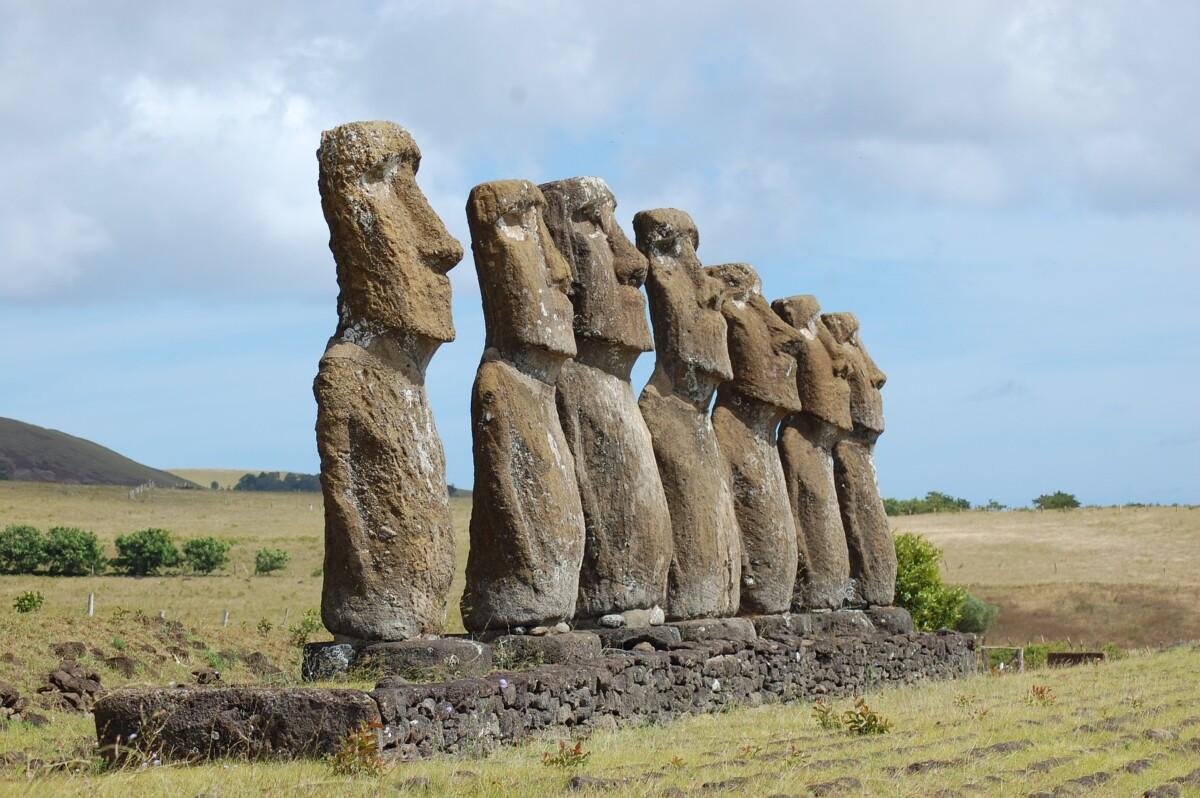 Mysterie Van De Raadselachtige Stenen Beelden Op Paaseiland Mogelijk Ontrafeld