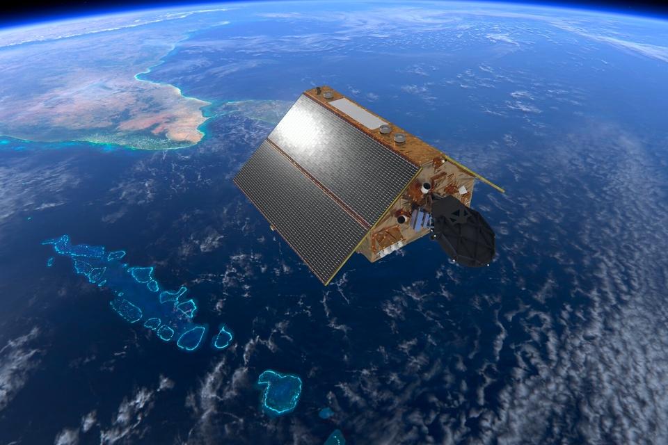 wat-gaat-de-zeespiegel-doen?-nieuwe-satelliet-maakt-zich-op-voor-baanbrekende-metingen