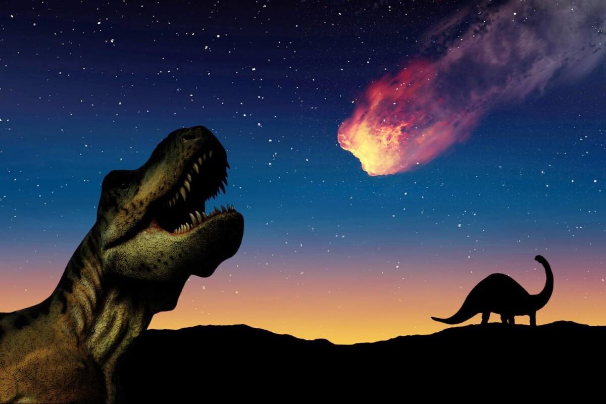 'Niet een planetoïde, maar een komeet werd dinosaurussen fataal' - Scientias.nl