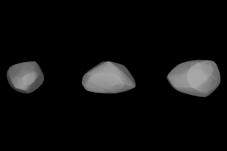 De 'potentieel gevaarlijke' planetoïde Apophis vliegt vannacht langs de aarde - Scientias.nl
